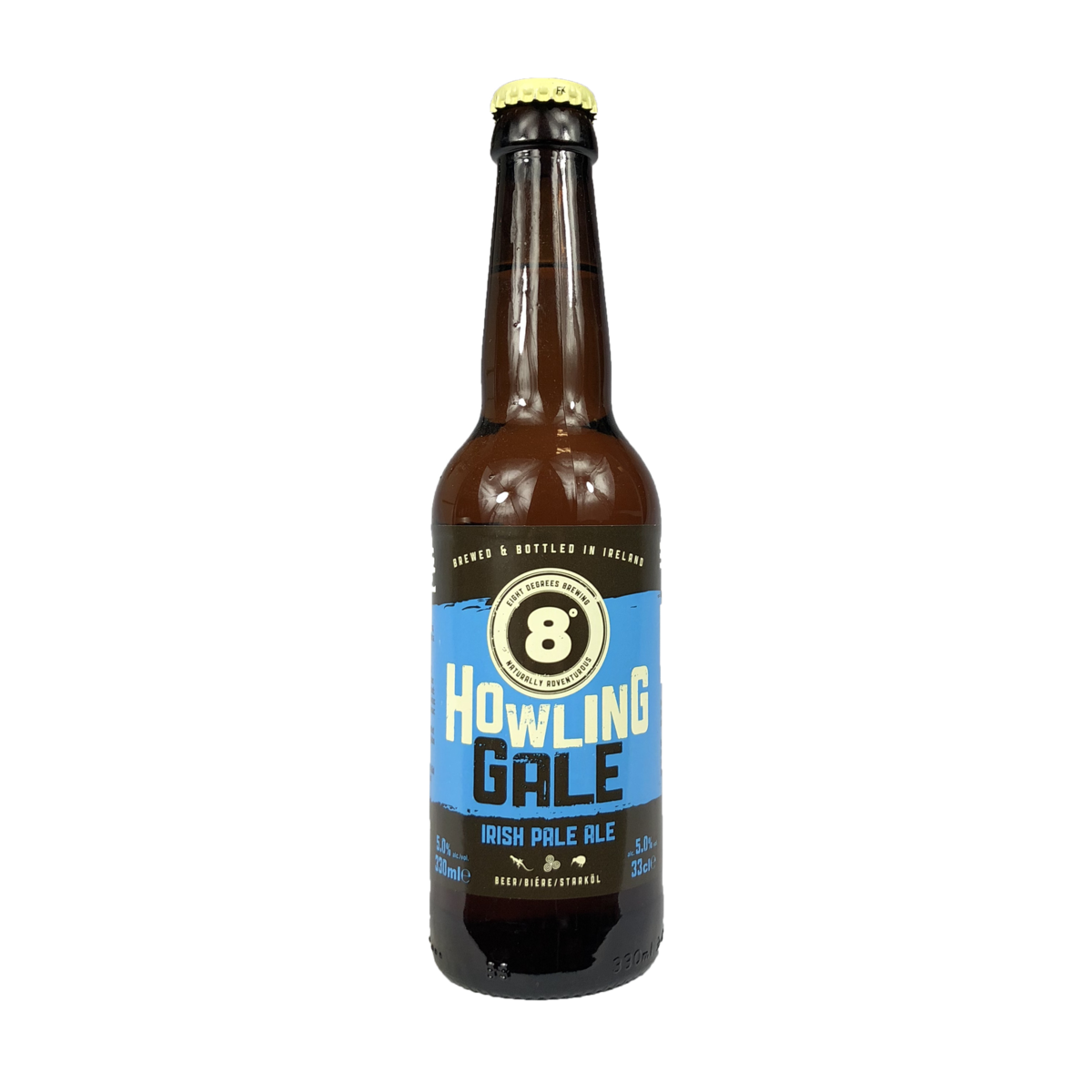 8 Degrees Howling Gale Ale 0