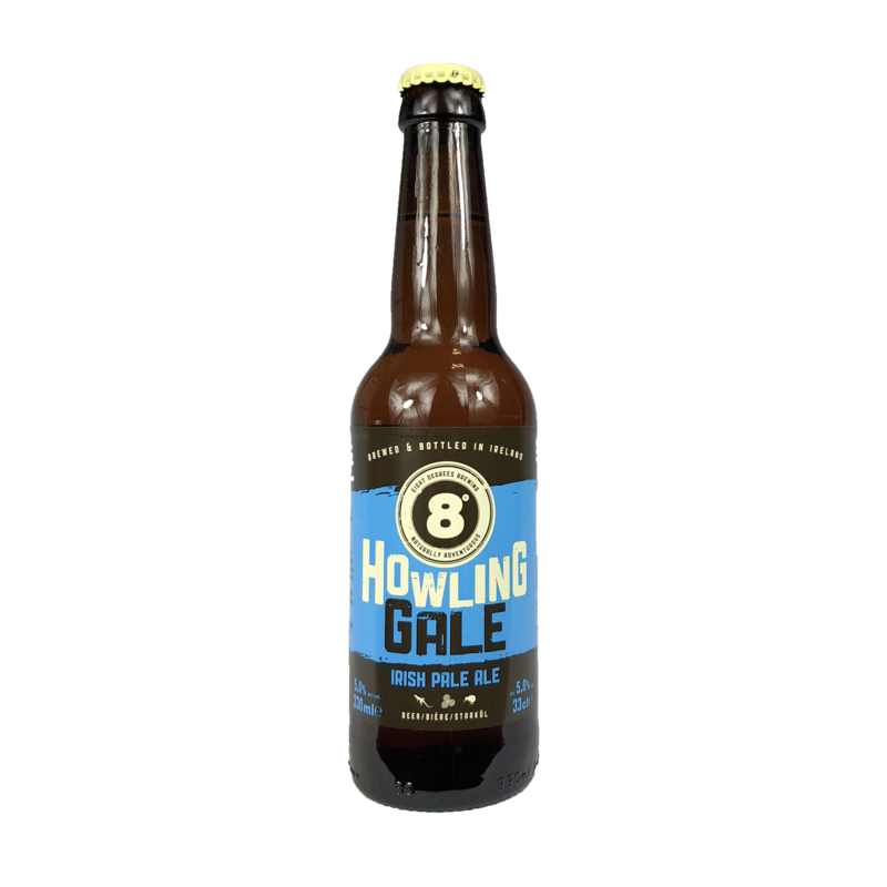 8 Degrees Howling Gale Ale