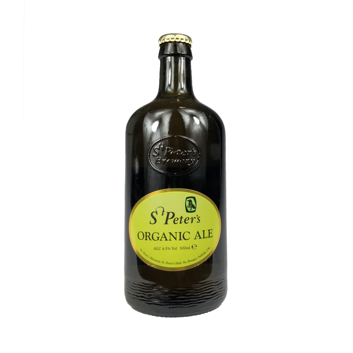 St Peter's Organic Ale 0