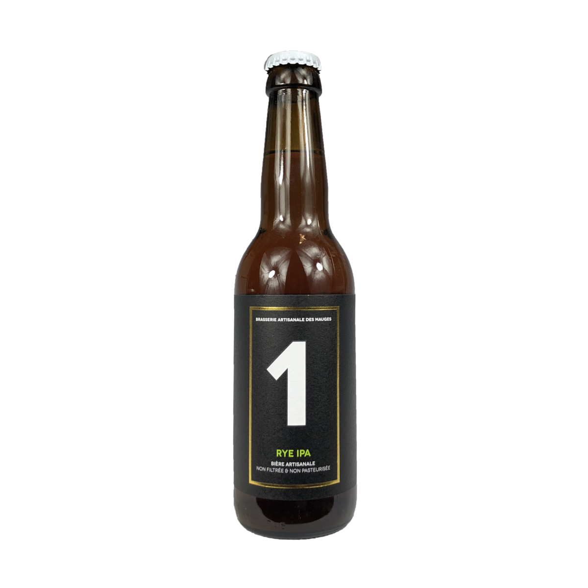 The One Rye IPA 0