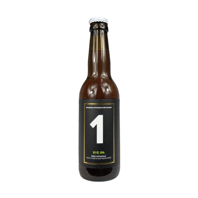 The One Rye IPA