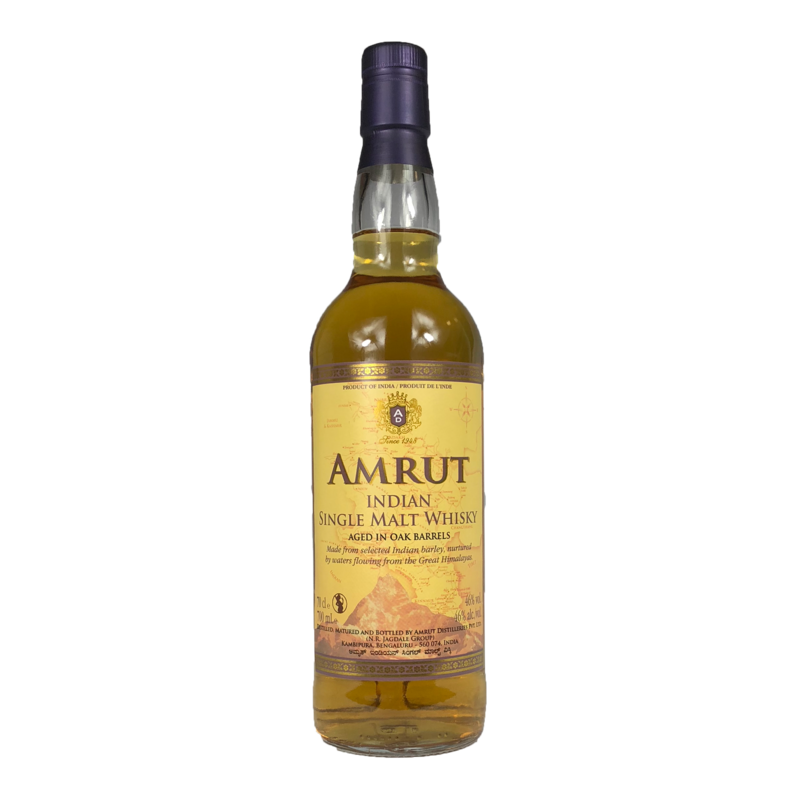 Amrut India Single Malt