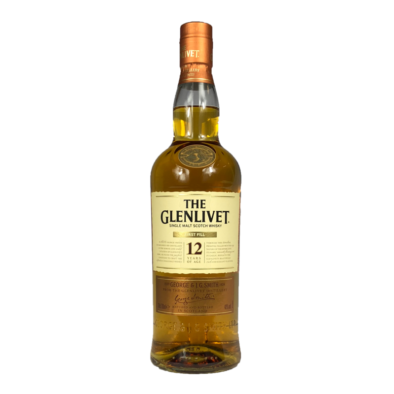 Glenlivet 12 ans First Fill