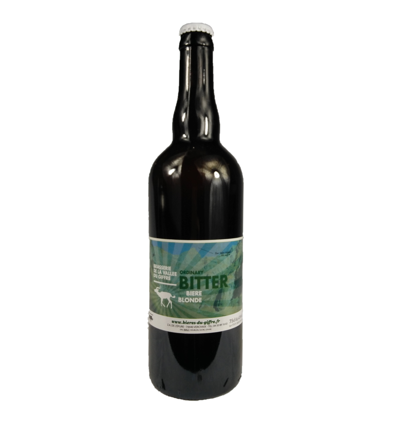 Ordinary Bitter Giffre 75cl