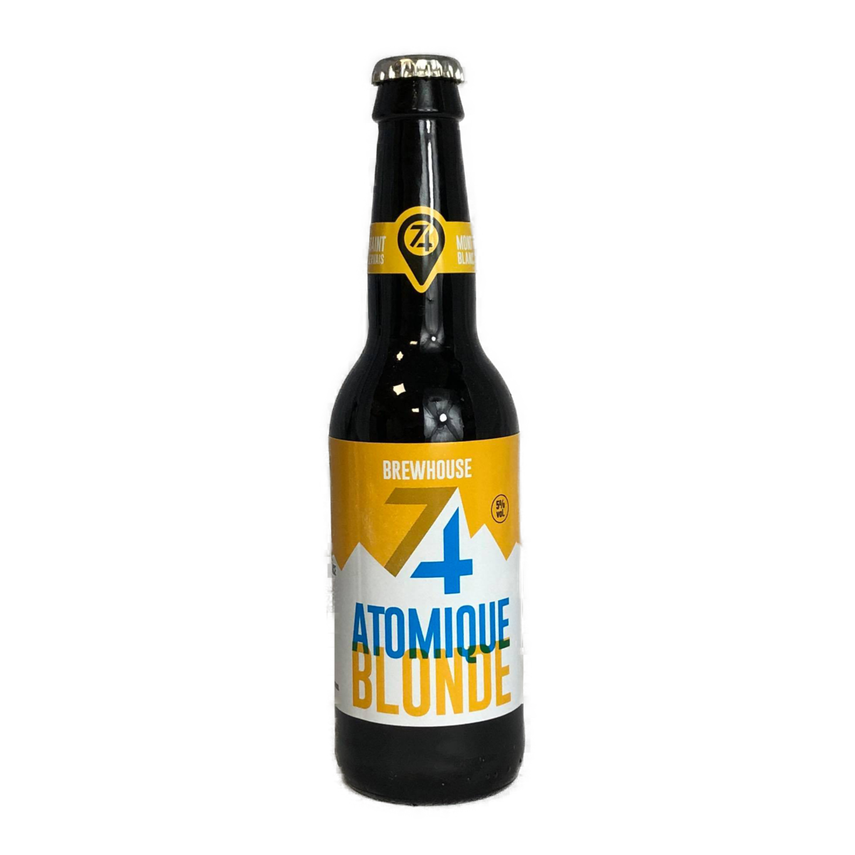 Atomique Blonde Brewhouse 33cl 0