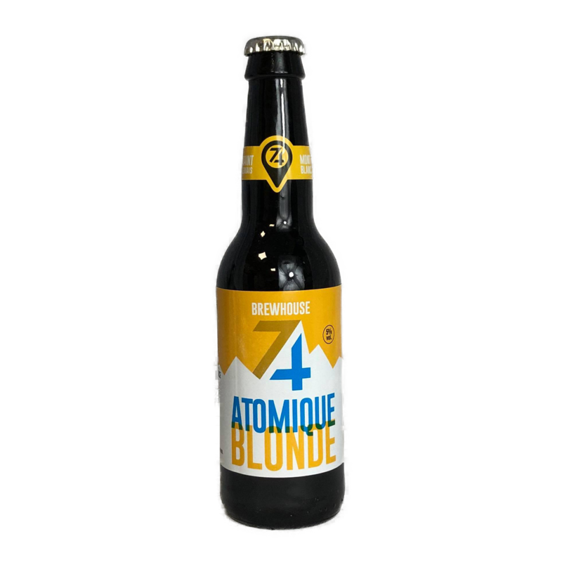 Atomique Blonde Brewhouse 33cl