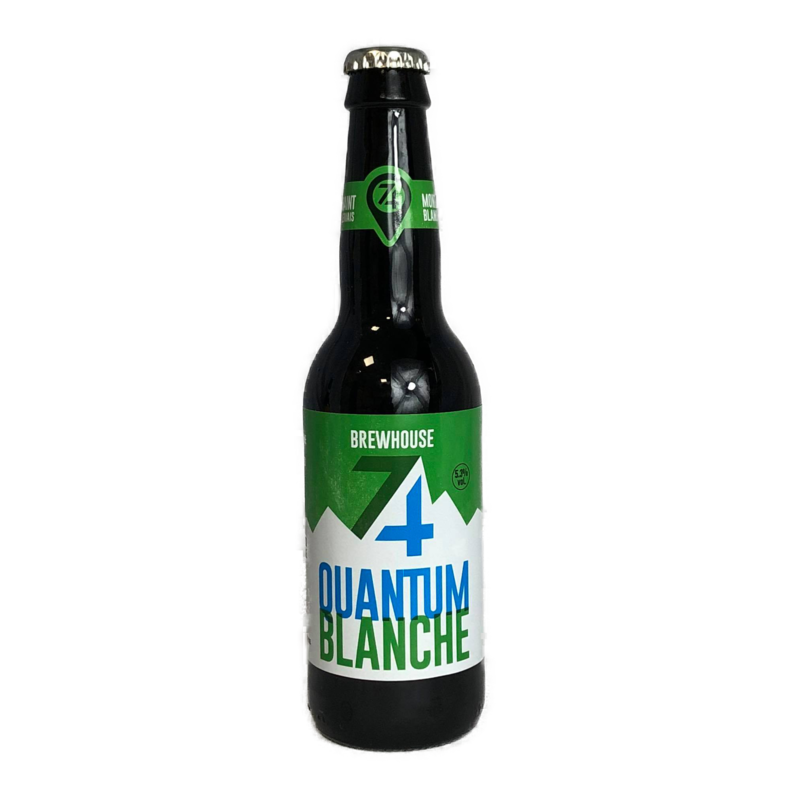 Quantum Blanche Brewhouse 33cl