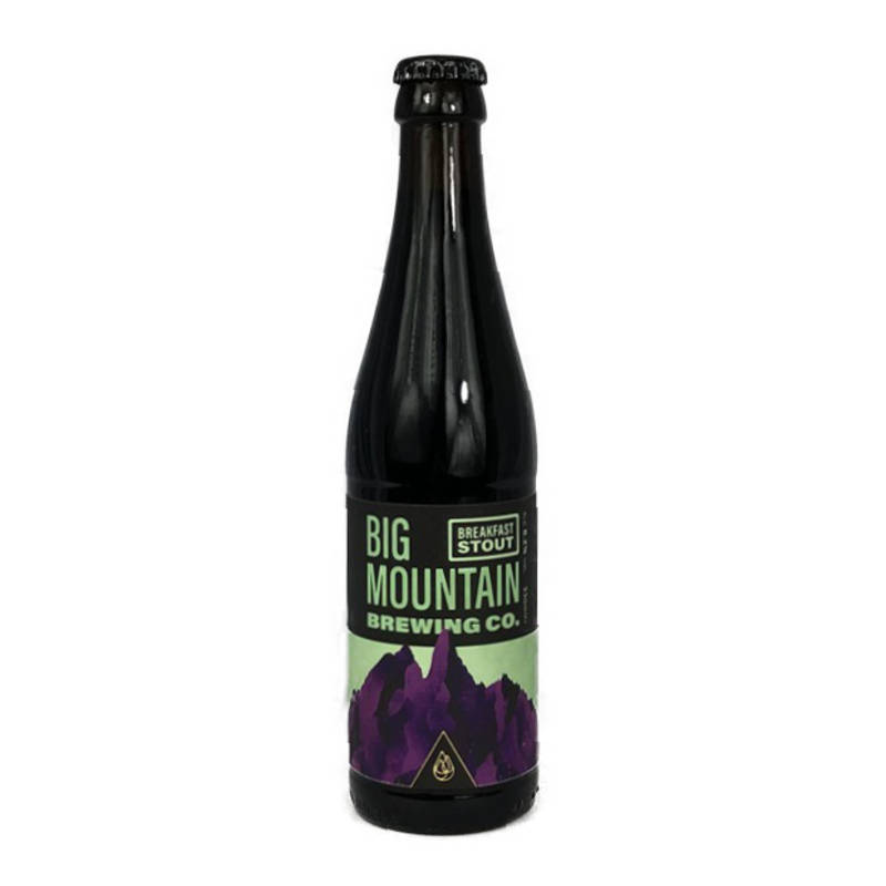 Big Mountain Breakfast Stout 33cl