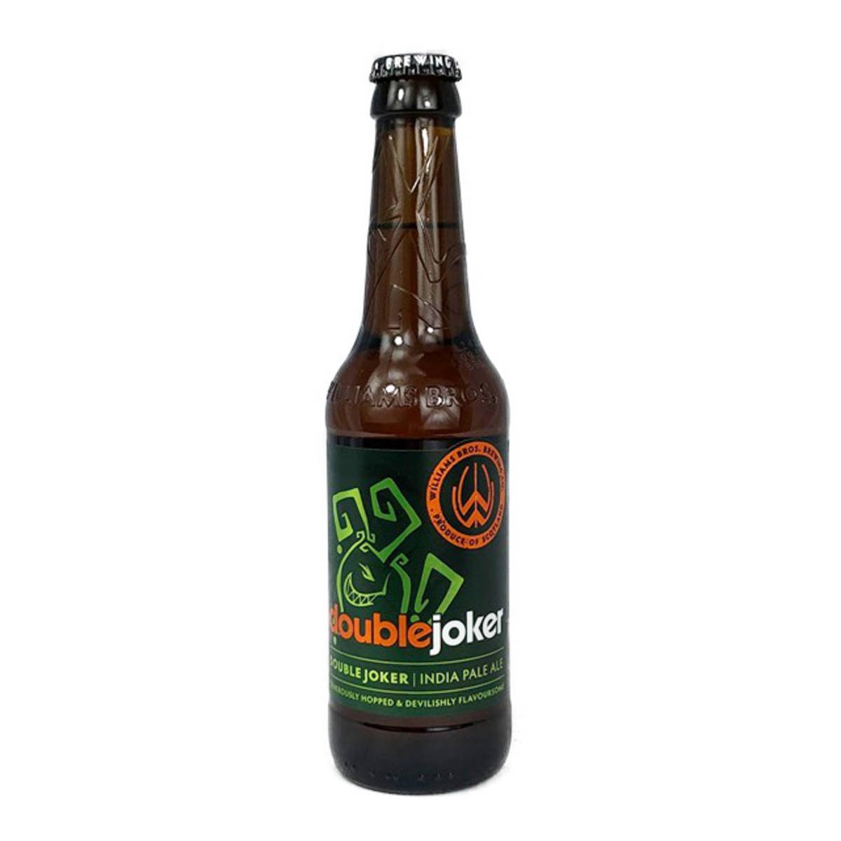 Joker Double IPA William Bros 0