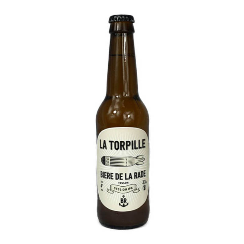 Torpille Session IPA Rade 33cl