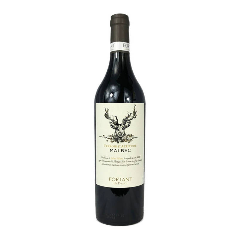 Malbec Collines Fortant