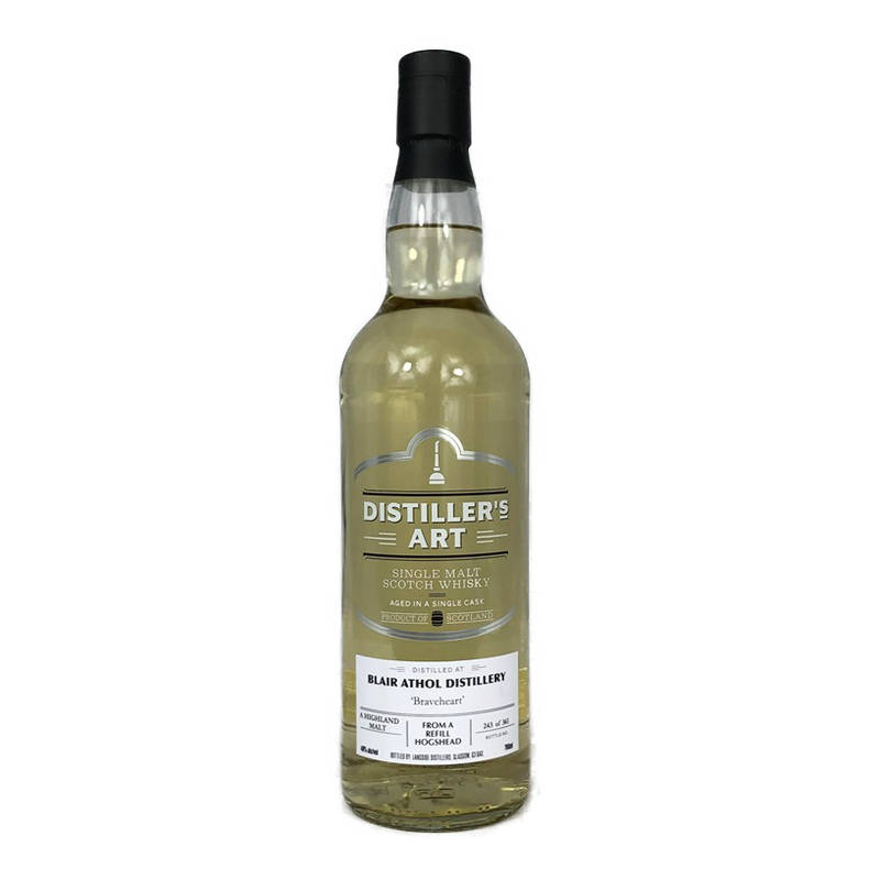 Blair Athol Braveheart Distillers Art