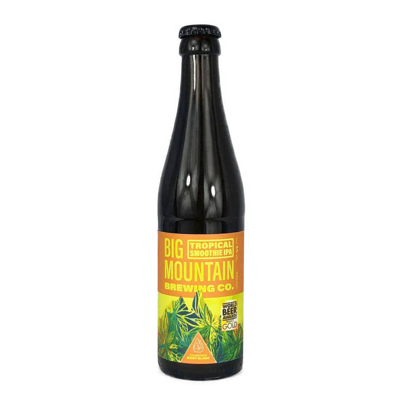 Big Mountain Tropical Smoothie IPA 33cl