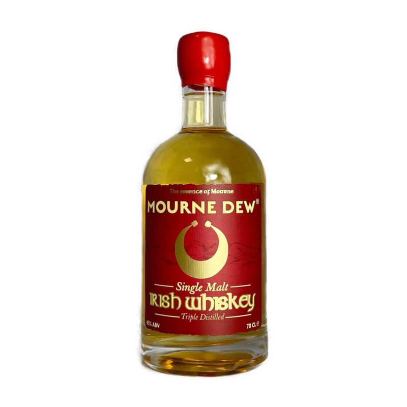 Mourne Dew Single Malt Irish Whiskey