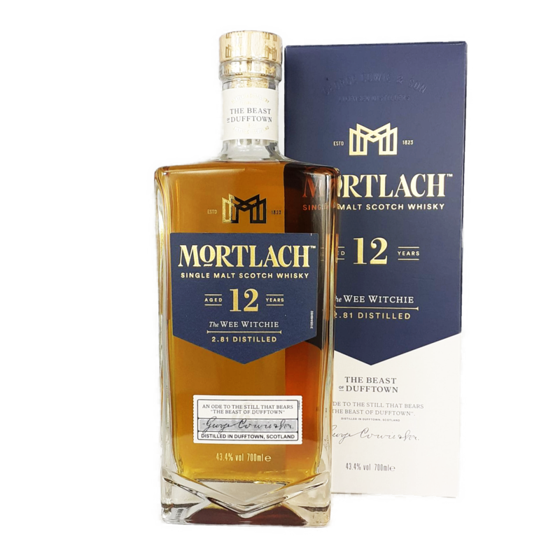 Mortlach Wee Witchie 12 ans