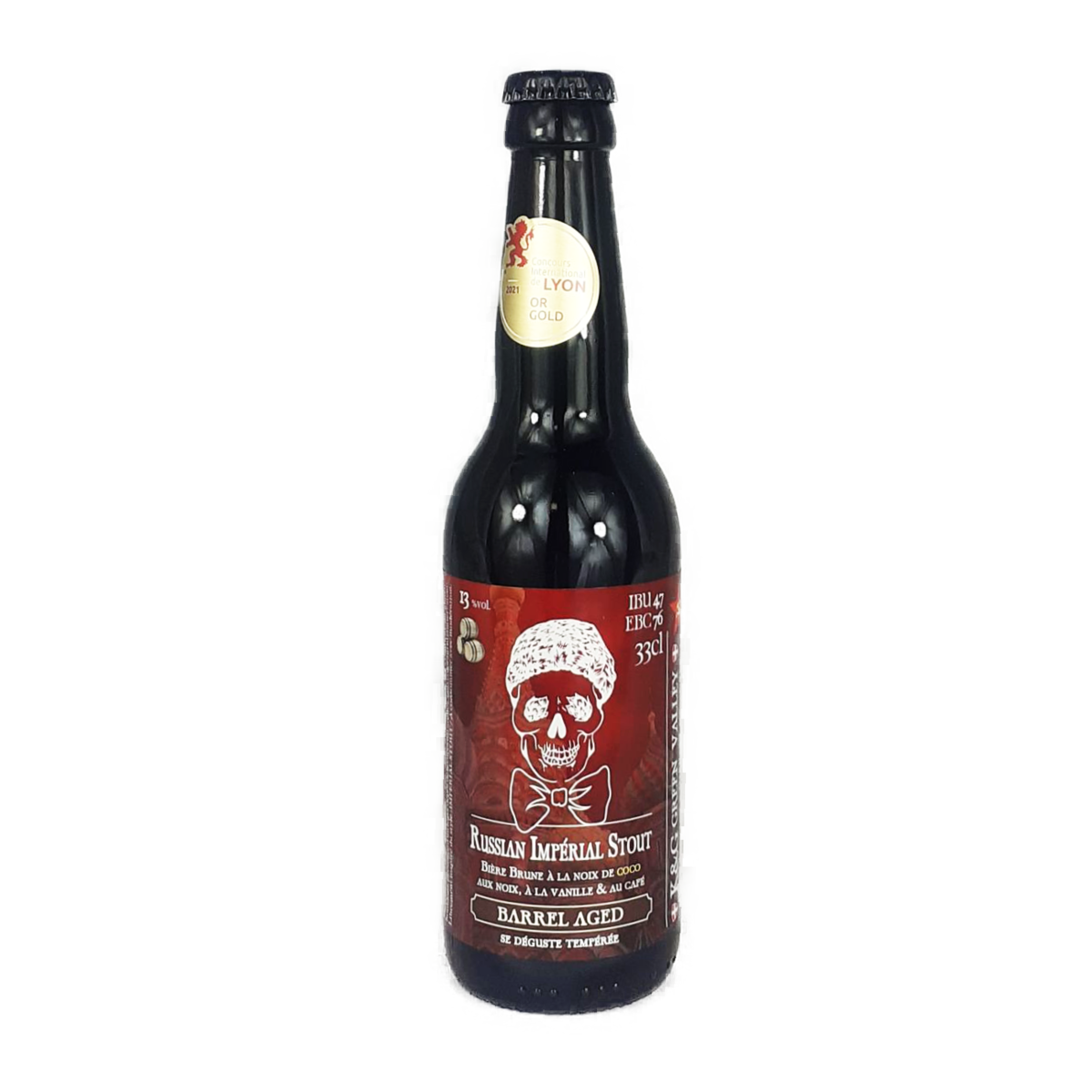 Russian Imperial Stout KG 0